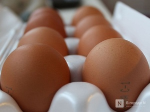 Яйца и вермишель подешевели в Нижегородской области
