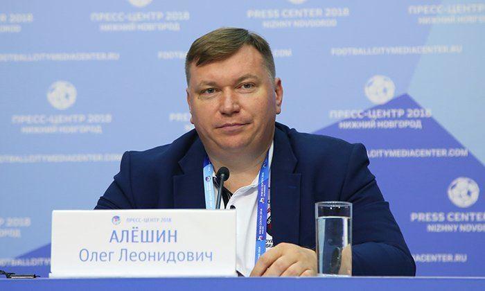 Олег Алешин назначен главой Канавинского района - фото 1