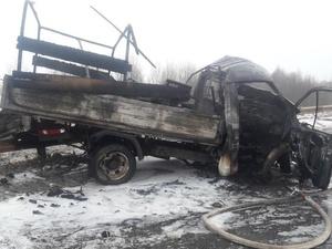 Водитель «Газели» погиб в Уренском районе
