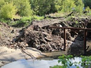 Камера видеонаблюдения позволит вычислить виновных в загрязнении реки Ковы