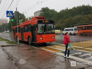 Еще 40 московских троллейбусов получат в дар нижегородцы