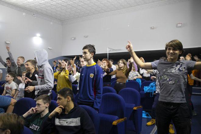 150 школьников защитили свои проекты в рамках Зимней школы по дискретной математике, информатике, цифровым технологиям, организованной Мининским университетом - фото 11