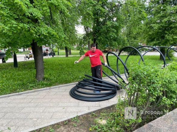 Салют над стройкой: каковы шансы подрядчиков благоустроить Нижний Новгород до юбилея - фото 28