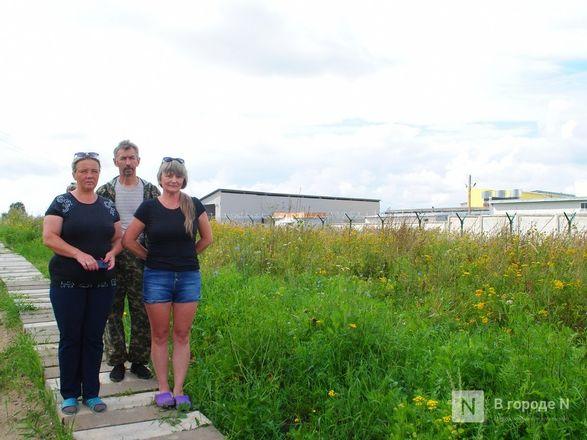 Долгая дорога из Долгово: птицефабрика «выставила» местных жителей на трассу - фото 11