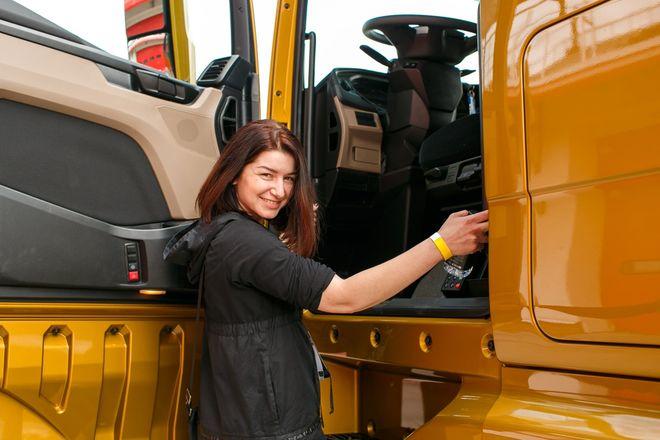 Немецкий лев в России: нижегородцам показали новые грузовики MAN - фото 10