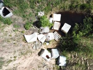 Из-за свалки химических отходов главу Дзержинска привлекли к административной ответственности