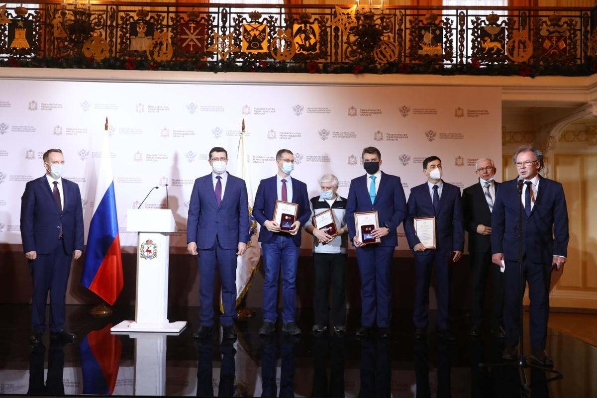 Десять нижегородцев получили правительственную премию в области науки - фото 1