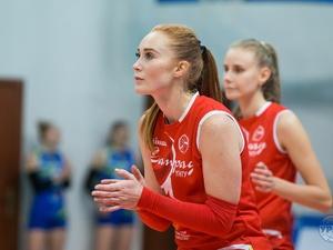 Волейболистка Мария Ушкова подписала контракт со «Спартой»