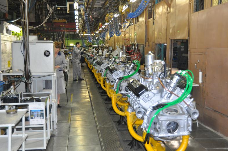 Заволжский моторный завод— это сердце идуша индустрии Нижегородской области— Никитин