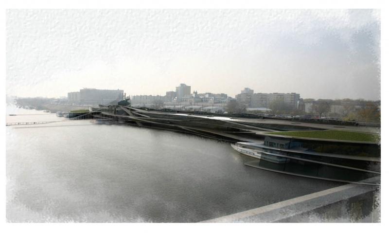 Неслучившийся город: Нижний Новгород, оставшийся в проектах - фото 7
