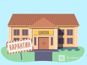 Прирост по числу заболевших ОРВИ и COVID-19 отмечается в школах Нижнего Новгорода