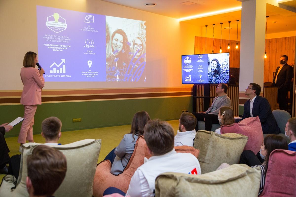 Межрегиональный форум «Молодежь Поволжья» прошел в Нижнем Новгороде - фото 1