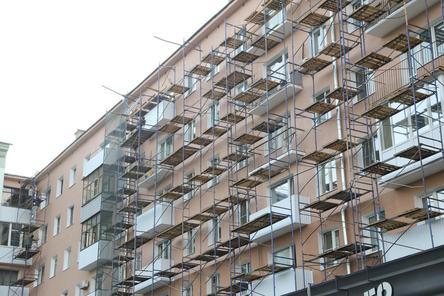 Больше 1,5 тысяч фасадов отремонтировали в Нижнем Новгороде