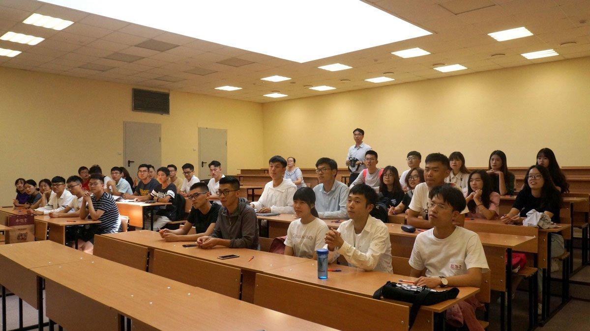 Летние школы для китайских студентов открылись в НГТУ им. Р. Е. Алексеева - фото 1
