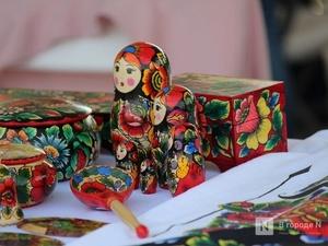 Нижегородские предприятия художественных промыслов получат более  100 млн рублей