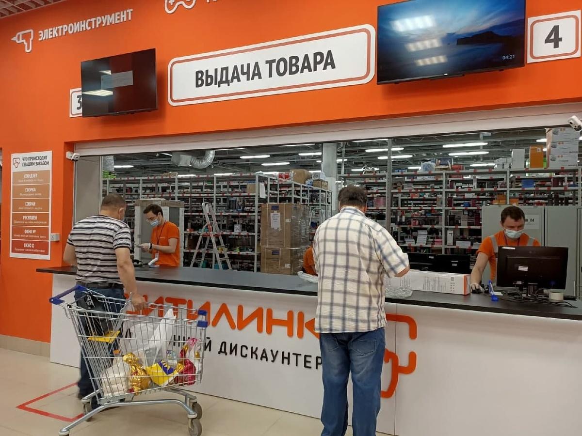 Магазин-склад бытовой техники и электроники «Ситилинк» открылся по новому адресу в Нижнем Новгороде - фото 1