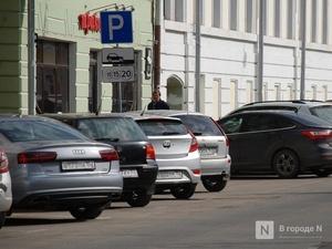 Более 5,3 тысяч платных парковочных мест создадут в Нижнем Новгороде