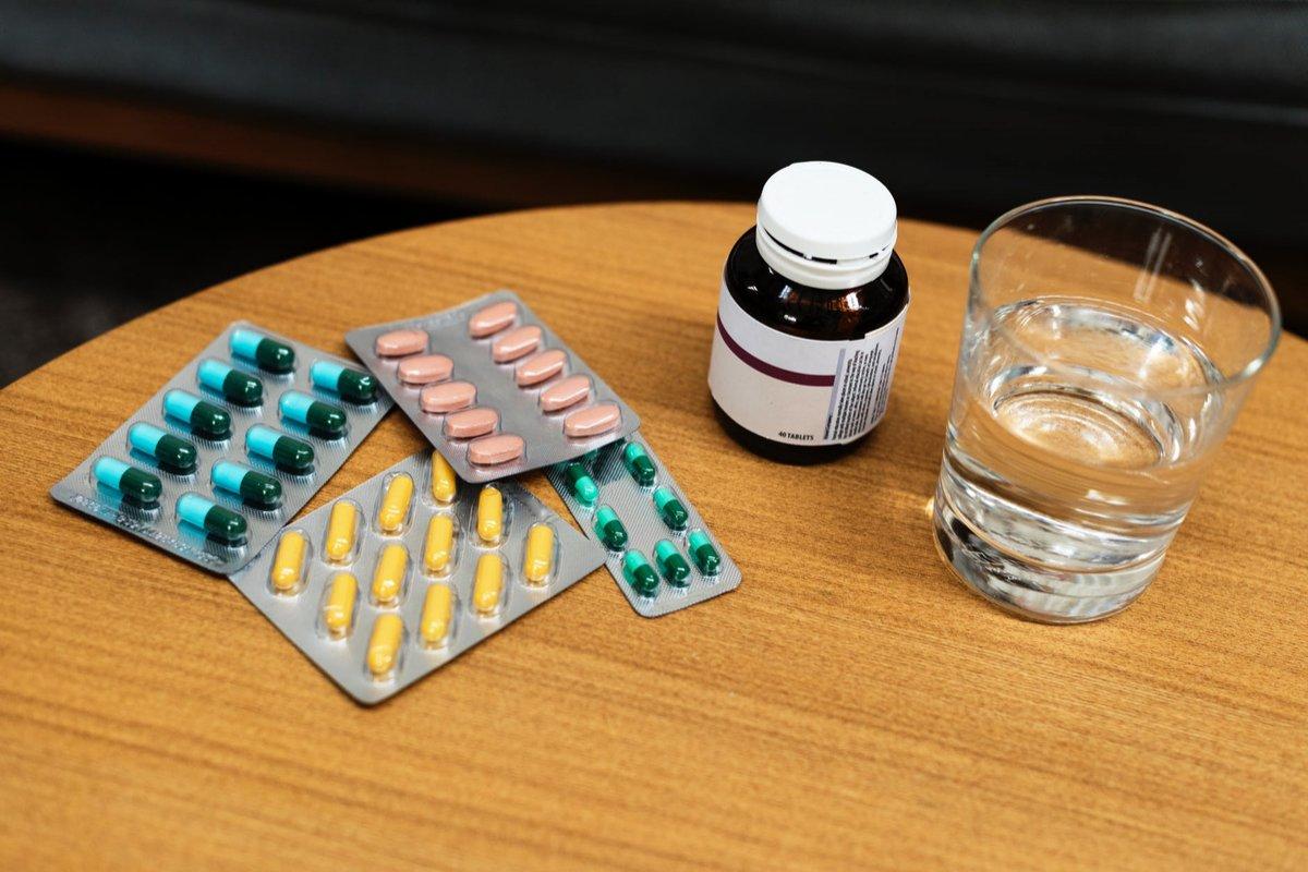 Сколько дней нужно пить антибиотики