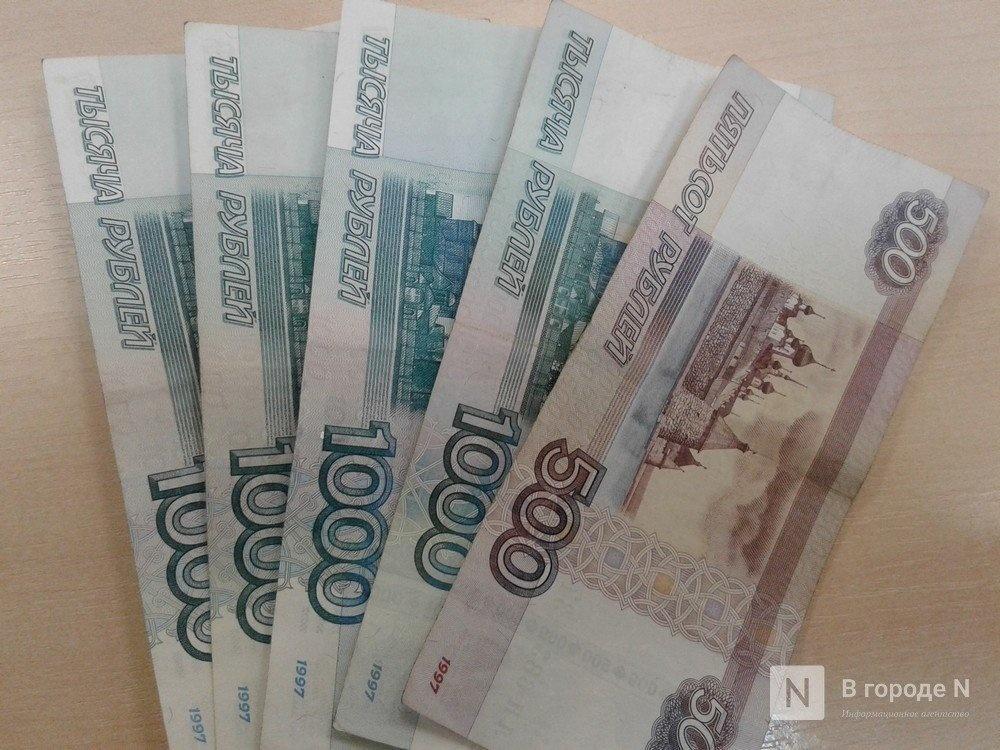 Работники автозаводской строительной фирмы два месяца не получали зарплату