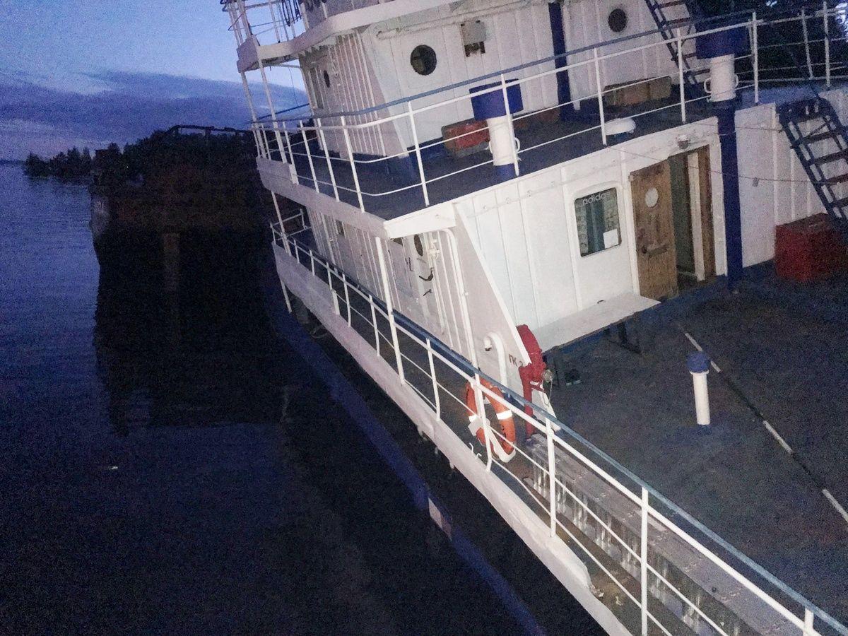Ярославский речной порт оспаривает штраф за загрязнение Волги в районе Городца - фото 1