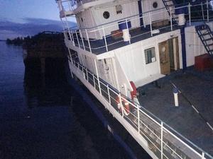 Владельца затонувшего под Городцом судна с нефтепродуктами оштрафовали на 150 тысяч рублей