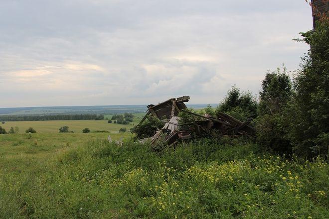 Как умирает нижегородское зодчество: история последней деревянной церкви в Лысковском районе - фото 6