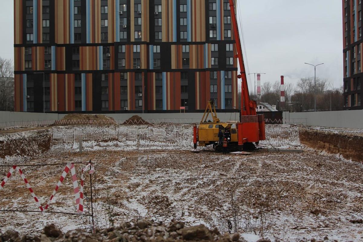 Новый детский сад начали строить в Ленинском районе - фото 1