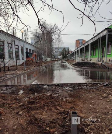 Строители инфекционного госпиталя раскурочили двор жителям с улицы Генкиной - фото 7