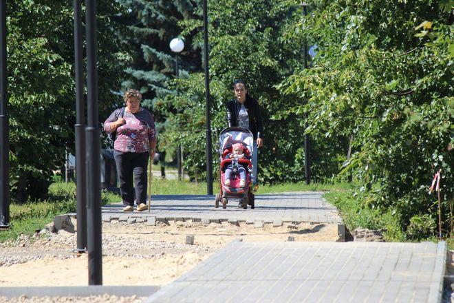 Не прошло и года: нижегородские скверы нужно благоустраивать заново - фото 36