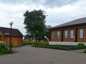 В Сеченовском районе построили музей и благоустроили парк