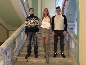 Студенты ННГАСУ вышли в финал хакатона Loginom Сompany