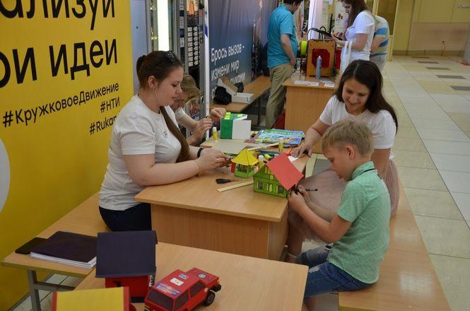 По стопам Кулибина: фестиваль изобретателей Rukami впервые прошел в Нижнем Новгороде - фото 9