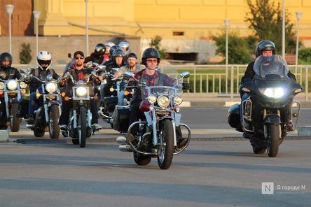 Нижегородские байкеры проедут мотопарадом по Нижнему Новгороду в День Победы