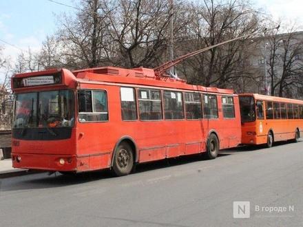 30 троллейбусов может передать Нижнему Новгороду Москва