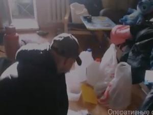 Подпольную нарколабораторию устроил в квартире житель Дзержинска