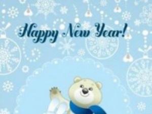 Новый год по-американски