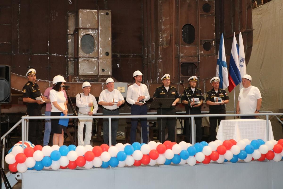Гидрографический катер для ВМФ начали строить в Нижегородской области - фото 1