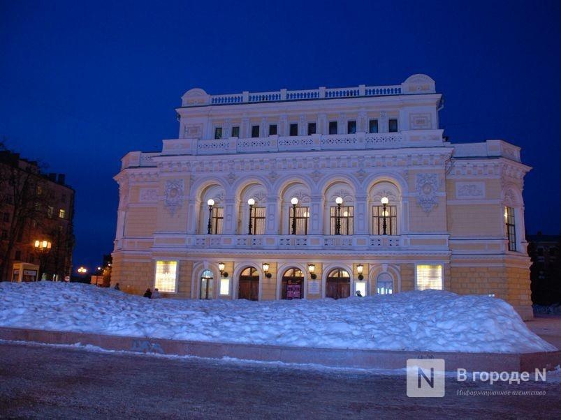 Архивные записи четырех спектаклей представит нижегородский театр драмы - фото 1