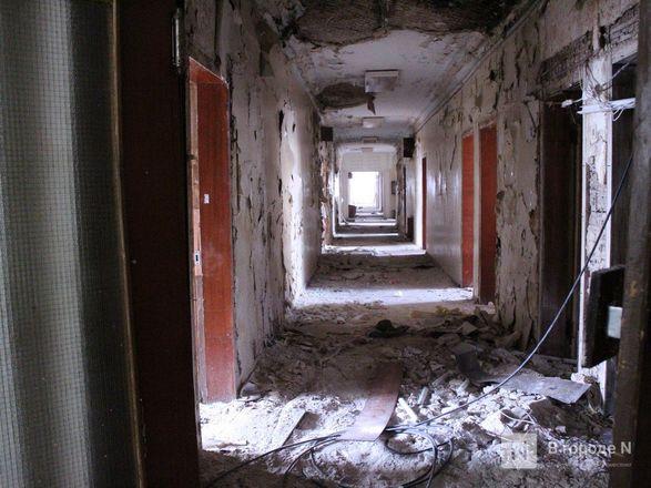 Прогнившая «Россия»: последние дни нижегородской гостиницы - фото 70
