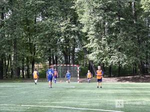 Новое покрытие за 13 миллионов рублей появится на стадионе «Радий» в Приокском районе