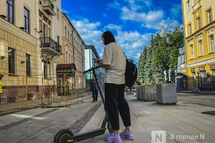Кататься нельзя запретить: ставим запятую в вопросе с электросамокатами в Нижнем Новгороде