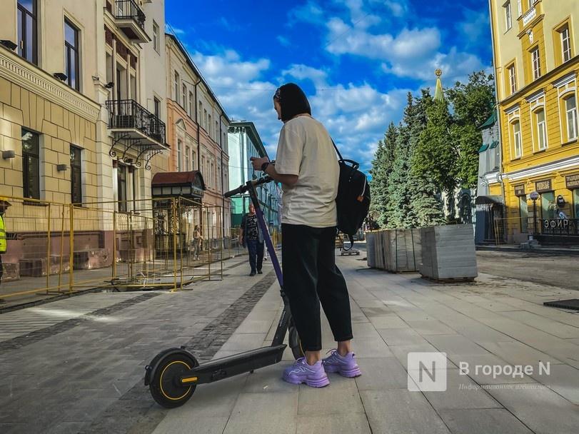 Зарядные станции для электросамокатов появятся в Нижнем Новгороде - фото 1