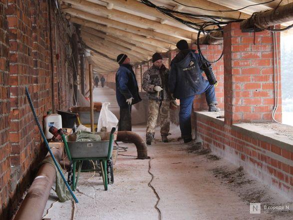 Замкнуть кольцо: как идет реставрация нижегородского кремля - фото 37