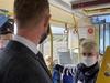 Соблюдение масочного режима в автобусах проверил нижегородский Минтранс