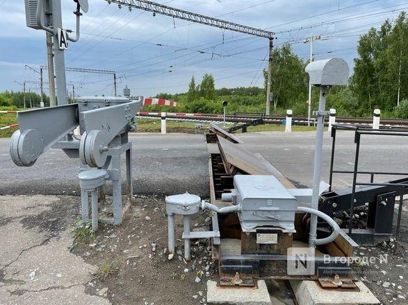 Нижегородским водителям напомнили о безопасности на железнодорожных переездах - фото 1