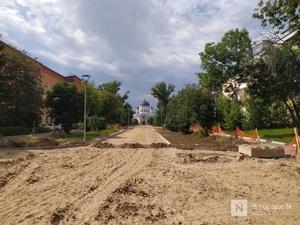 Сквер на Ярмарочном проезде: история о том, как ФКГС споткнулось об ответственных жителей