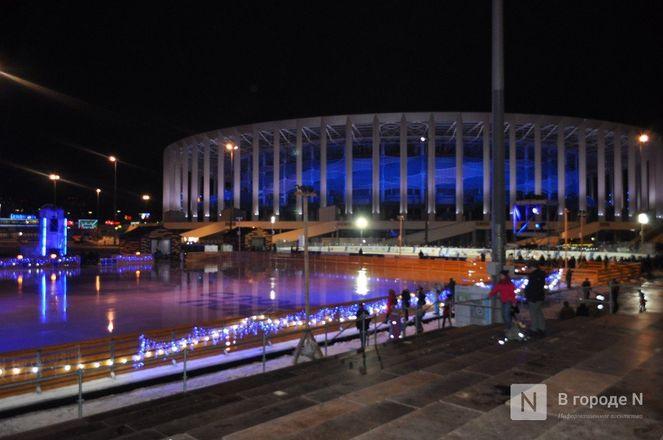 Ирина Слуцкая с ледовым шоу открыла площадку «Спорт Порт» в Нижнем: показываем, как это было - фото 54