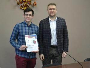 Студент НГСХА занял первое место на IX-ом Всероссийском фестивале NAUKA 0+