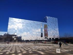 Новый павильон Нижегородской ярмарки достроят в четвертом квартале 2020 года