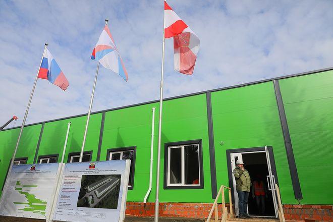 Строительство инфекционного госпиталя завершается в Нижнем Новгороде - фото 3